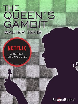 cover image of The Queen's Gambit